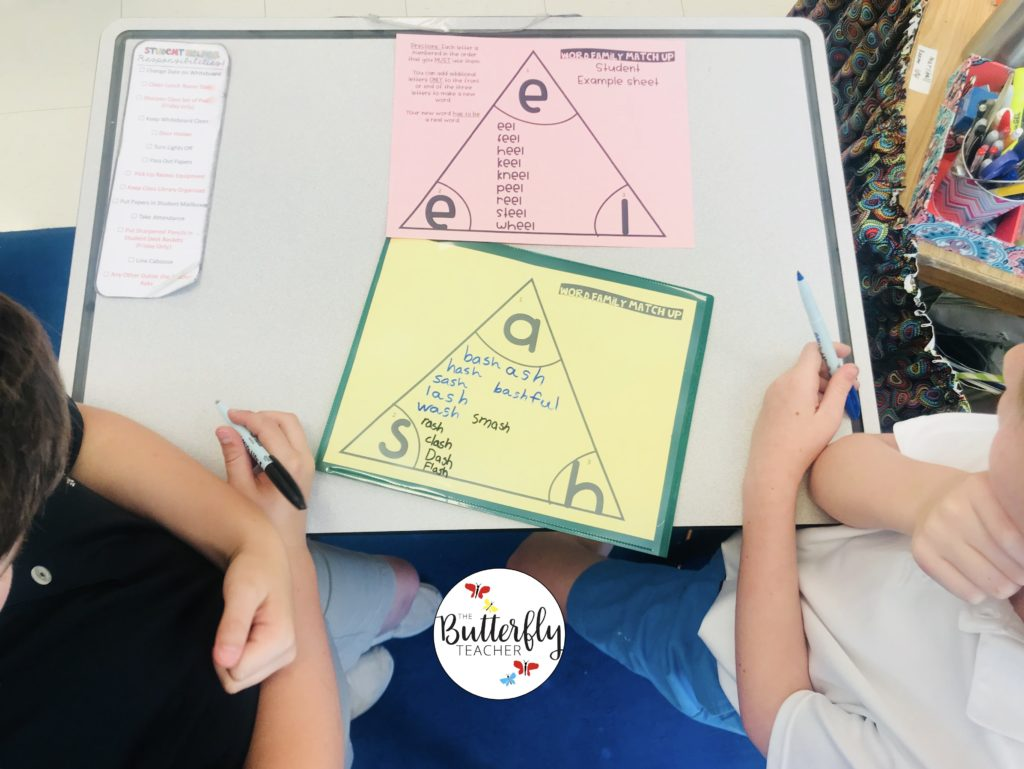 literacy centers for fourth grade the butterfly teacher